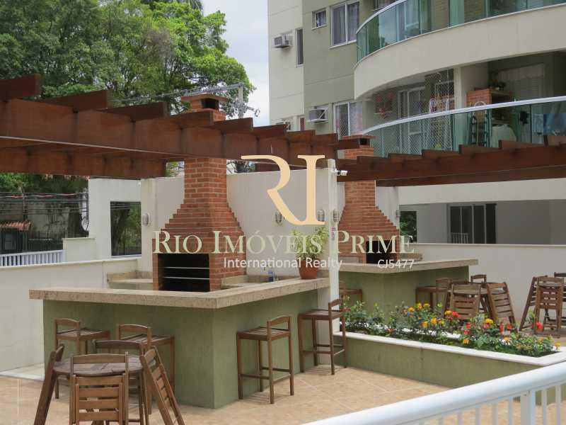 CHURRASQUEIRAS - Fachada - Acqua Park Residencial - 55 - 4