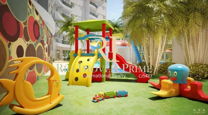 PARQUINHO - Fachada - Acqua Park Residencial - 55 - 10