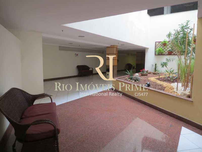 ÁREA COMUM - Fachada - Residencial Joan Miró - 56 - 10