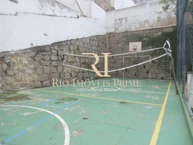 QUADRA ESPORTES - Fachada - Condomínio Residencial Rosa & Silva - 71 - 3