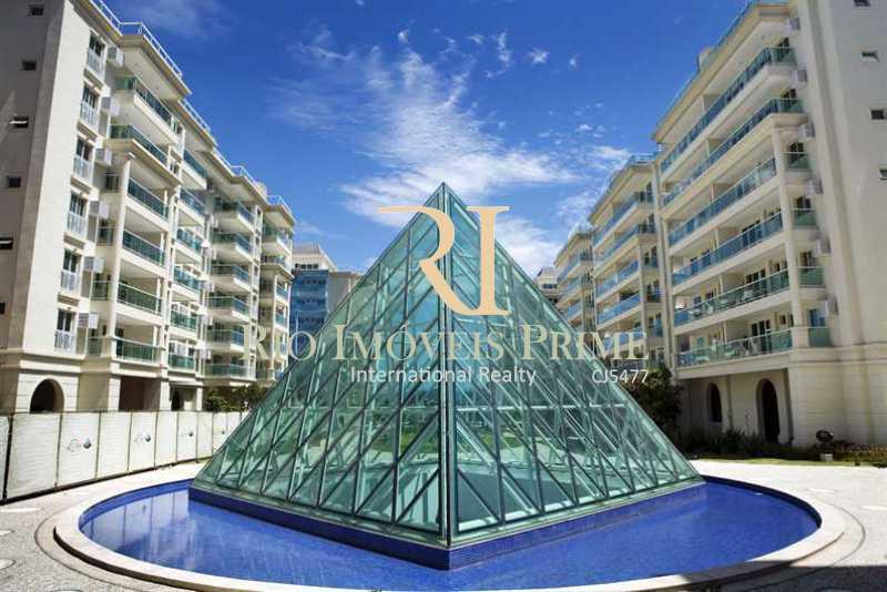 LE PARC - ÁREA COMUM - Fachada - Le Parc Residential Resort - 80 - 4