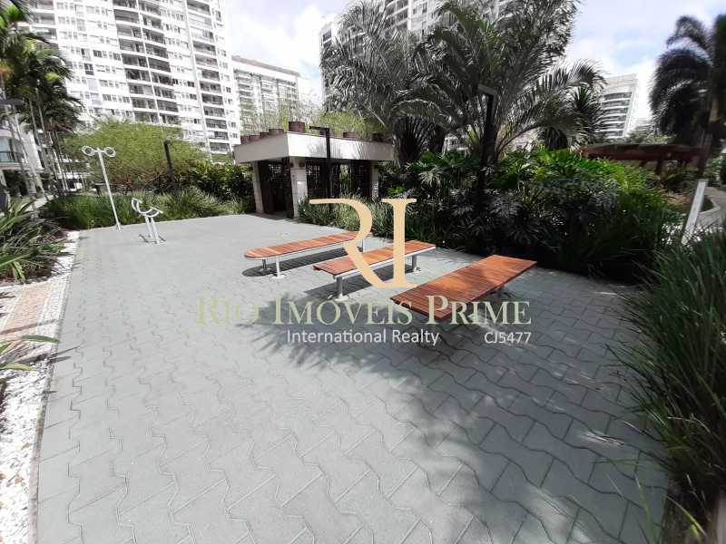 FITNESS EXTERNO - Fachada - Cidade Jardim - Maayan - 86 - 18