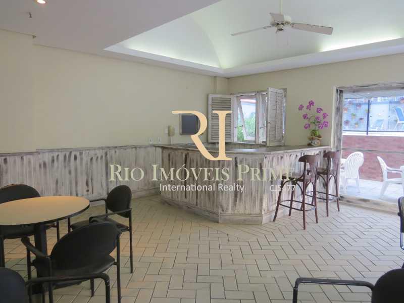 BAR PISCINA - Fachada - Palladium Hotel Residência - 96 - 8