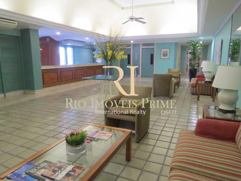 RECEPÇÃO - Fachada - Palladium Hotel Residência - 96 - 14