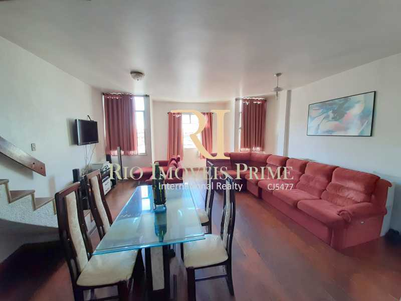 SALAS - Apartamento à venda Rua São Francisco Xavier,Tijuca, Rio de Janeiro - R$ 549.900 - RPAP30013 - 1