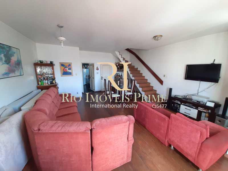 SALAS - Apartamento à venda Rua São Francisco Xavier,Tijuca, Rio de Janeiro - R$ 549.900 - RPAP30013 - 3