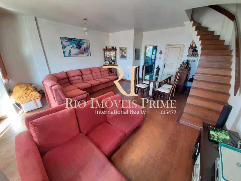 SALAS - Apartamento à venda Rua São Francisco Xavier,Tijuca, Rio de Janeiro - R$ 549.900 - RPAP30013 - 4