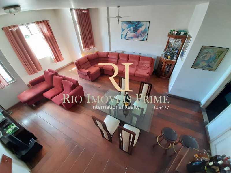 SALAS - Apartamento à venda Rua São Francisco Xavier,Tijuca, Rio de Janeiro - R$ 549.900 - RPAP30013 - 5