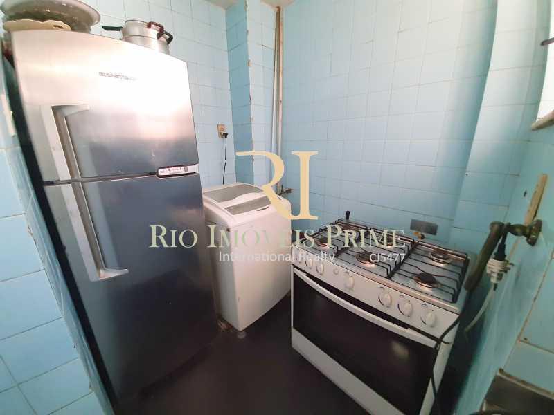 COZINHA - Apartamento à venda Rua São Francisco Xavier,Tijuca, Rio de Janeiro - R$ 549.900 - RPAP30013 - 17