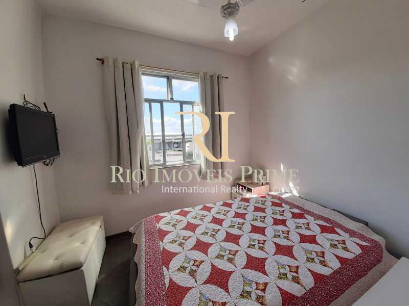 QUARTO1 - Apartamento à venda Rua São Francisco Xavier,Tijuca, Rio de Janeiro - R$ 549.900 - RPAP30013 - 7