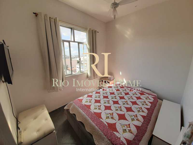 QUARTO1 - Apartamento à venda Rua São Francisco Xavier,Tijuca, Rio de Janeiro - R$ 549.900 - RPAP30013 - 8