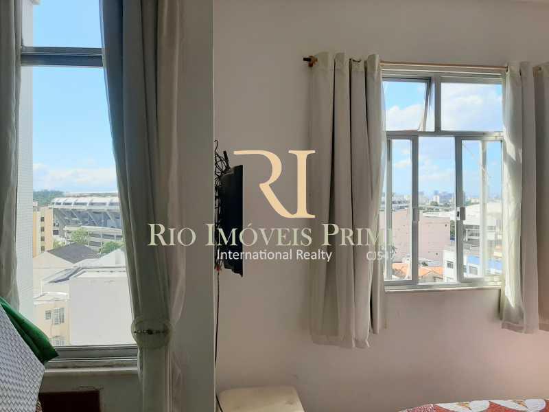 VISTA QUARTO1 - Apartamento à venda Rua São Francisco Xavier,Tijuca, Rio de Janeiro - R$ 549.900 - RPAP30013 - 9