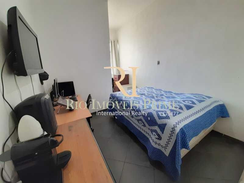 QUARTO2 - Apartamento à venda Rua São Francisco Xavier,Tijuca, Rio de Janeiro - R$ 549.900 - RPAP30013 - 10