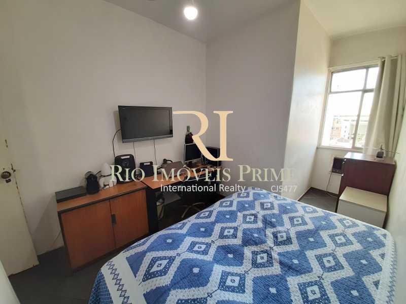 QUARTO2 - Apartamento à venda Rua São Francisco Xavier,Tijuca, Rio de Janeiro - R$ 549.900 - RPAP30013 - 11