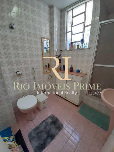 BANHEIRO SOCIAL - Apartamento à venda Rua São Francisco Xavier,Tijuca, Rio de Janeiro - R$ 549.900 - RPAP30013 - 14