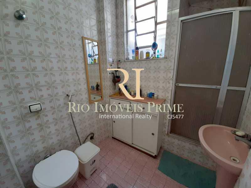 BANHEIRO SOCIAL - Apartamento à venda Rua São Francisco Xavier,Tijuca, Rio de Janeiro - R$ 549.900 - RPAP30013 - 15