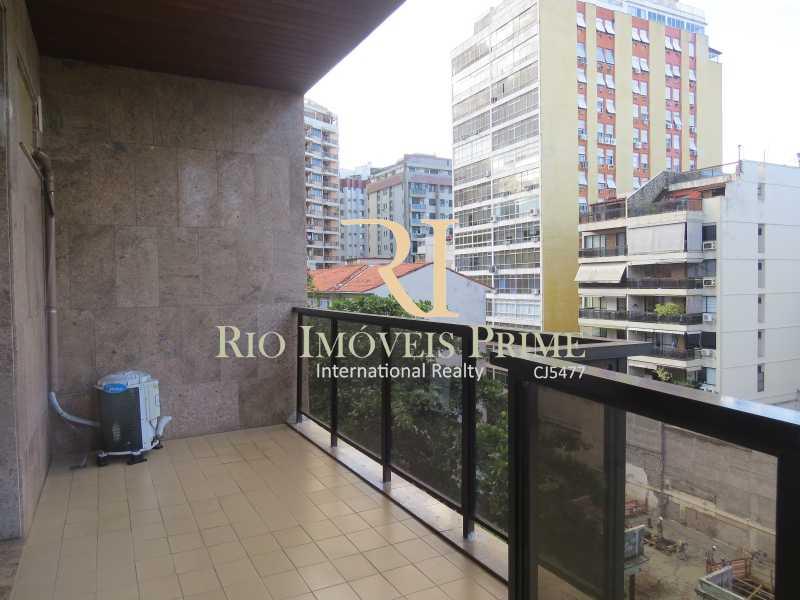 5 VARANDA - Flat 1 quarto à venda Leblon, Rio de Janeiro - R$ 1.900.000 - RPFL10034 - 6