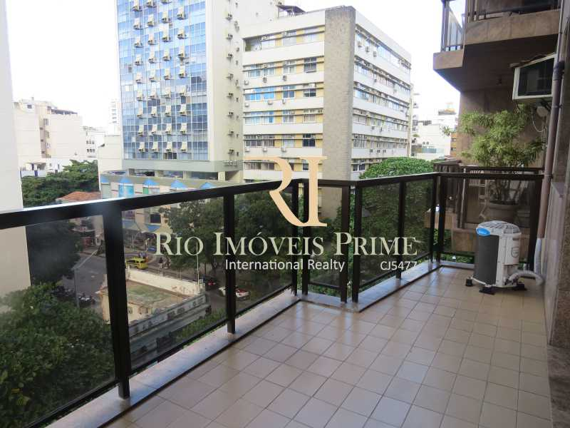 6 VARANDA - Flat 1 quarto à venda Leblon, Rio de Janeiro - R$ 1.900.000 - RPFL10034 - 7