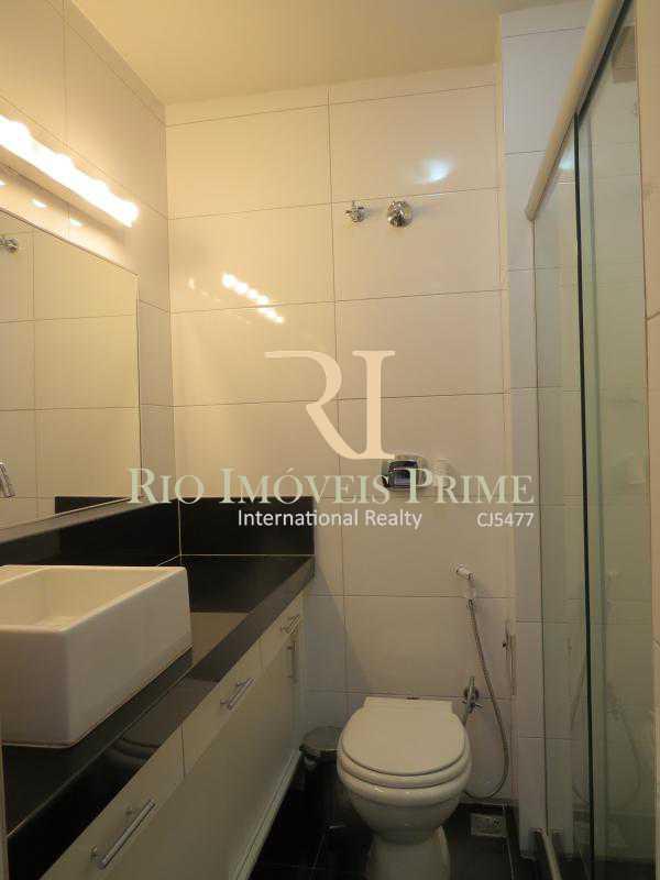 12 BANHEIRO SUÍTE - Flat 1 quarto à venda Leblon, Rio de Janeiro - R$ 1.900.000 - RPFL10034 - 13