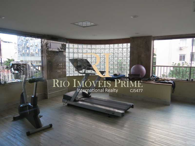 FITENSS - Flat 1 quarto à venda Leblon, Rio de Janeiro - R$ 1.900.000 - RPFL10034 - 18