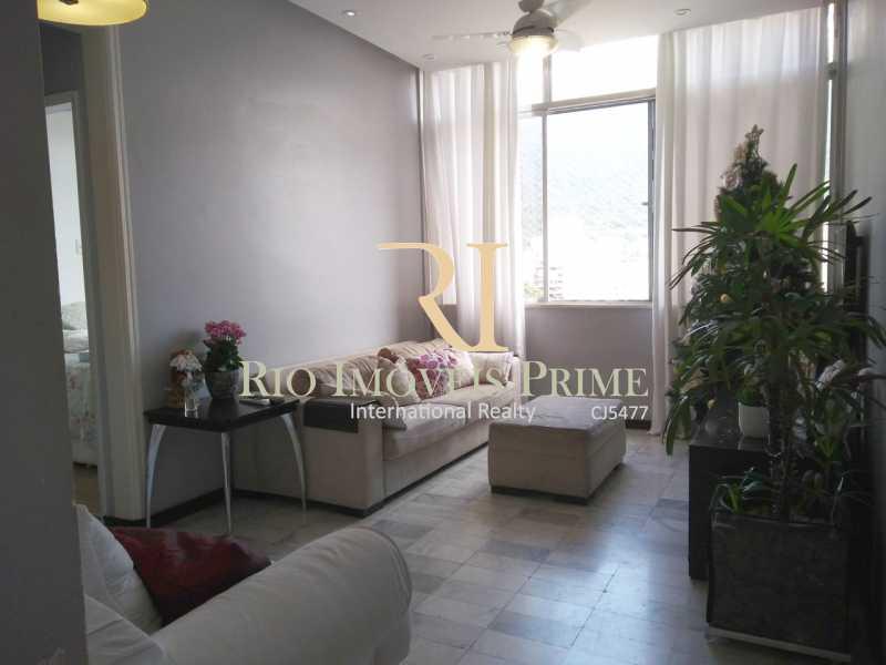 1 SALA - Cobertura à venda Rua Barão de Mesquita,Tijuca, Rio de Janeiro - R$ 549.900 - RPCO20003 - 1