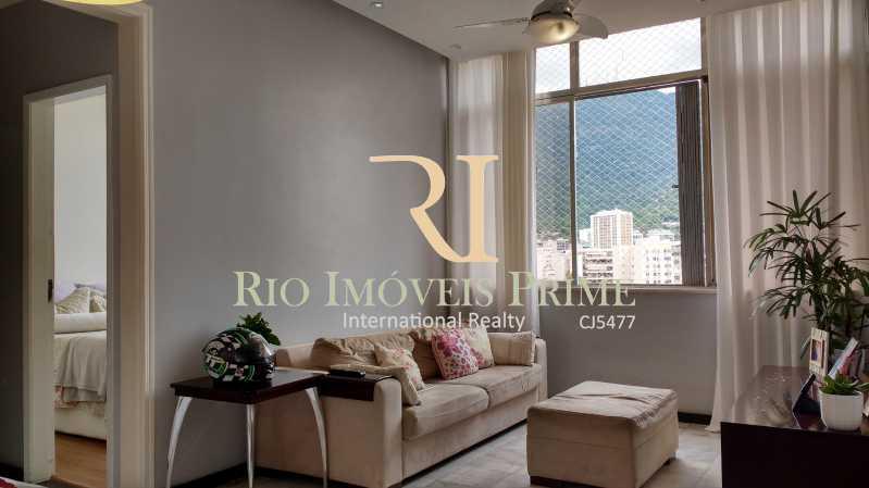 2 SALA - Cobertura à venda Rua Barão de Mesquita,Tijuca, Rio de Janeiro - R$ 549.900 - RPCO20003 - 3