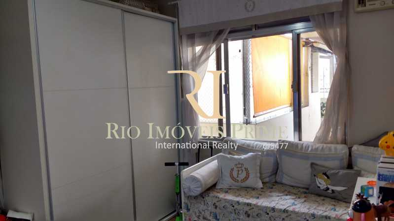 27 QUARTO2 - Cobertura à venda Rua Barão de Mesquita,Tijuca, Rio de Janeiro - R$ 549.900 - RPCO20003 - 27