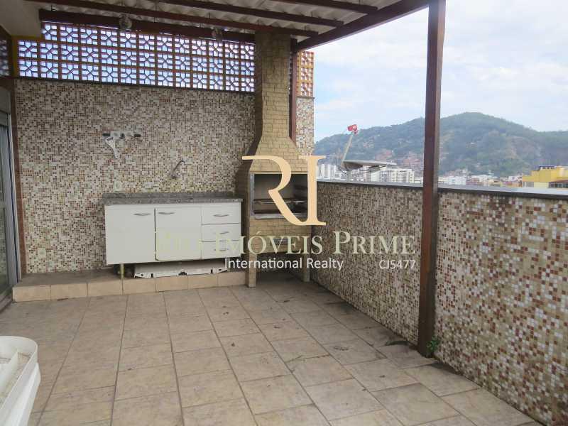 17 TERRAÇO - Cobertura para alugar Boulevard Vinte e Oito de Setembro,Vila Isabel, Rio de Janeiro - R$ 3.100 - RPCO30004 - 18