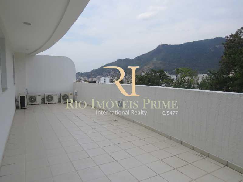 VARANDÃO - Apartamento 3 quartos para alugar Tijuca, Rio de Janeiro - R$ 2.900 - RPAP30026 - 4