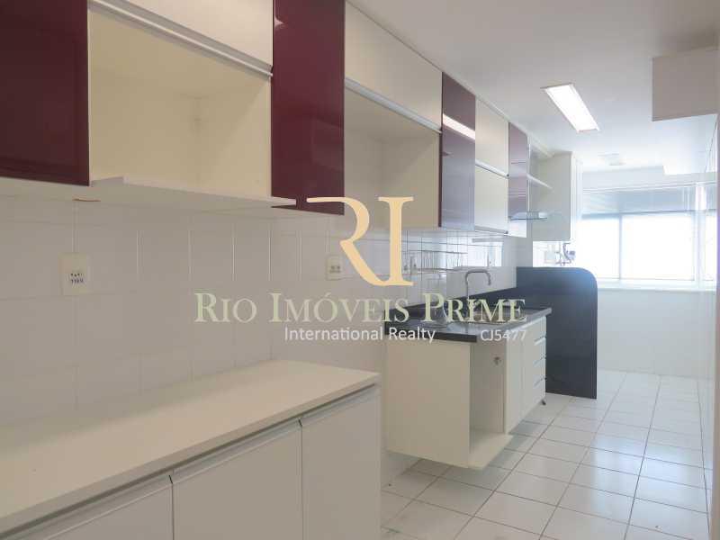 COZINHA - Apartamento 3 quartos para alugar Tijuca, Rio de Janeiro - R$ 2.900 - RPAP30026 - 13