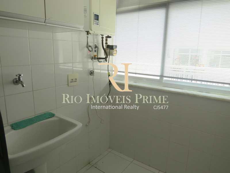 ÁREA SERVIÇO - Apartamento 3 quartos para alugar Tijuca, Rio de Janeiro - R$ 2.900 - RPAP30026 - 14