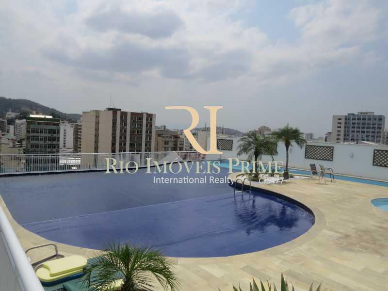 PISCINA ADULTO - Apartamento 3 quartos para alugar Tijuca, Rio de Janeiro - R$ 2.900 - RPAP30026 - 1