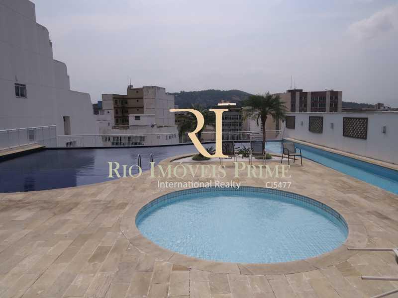 PISCINA INFANTIL - Apartamento 3 quartos para alugar Tijuca, Rio de Janeiro - R$ 2.900 - RPAP30026 - 15