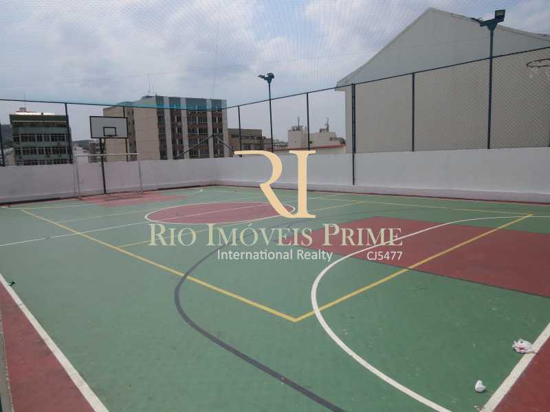 QUADRA POLIESPORTIVA - Apartamento 3 quartos para alugar Tijuca, Rio de Janeiro - R$ 2.900 - RPAP30026 - 19