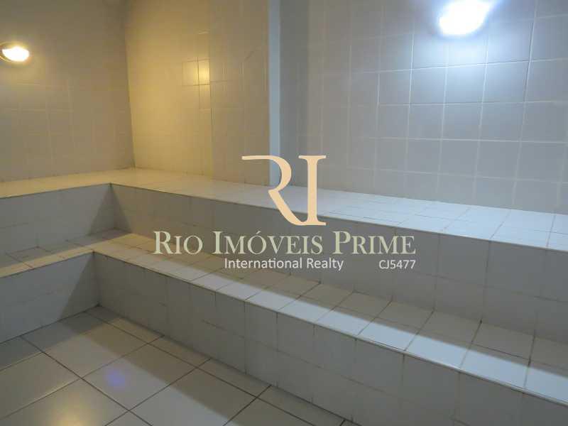 SAUNA A VAPOR - Apartamento 3 quartos para alugar Tijuca, Rio de Janeiro - R$ 2.900 - RPAP30026 - 22