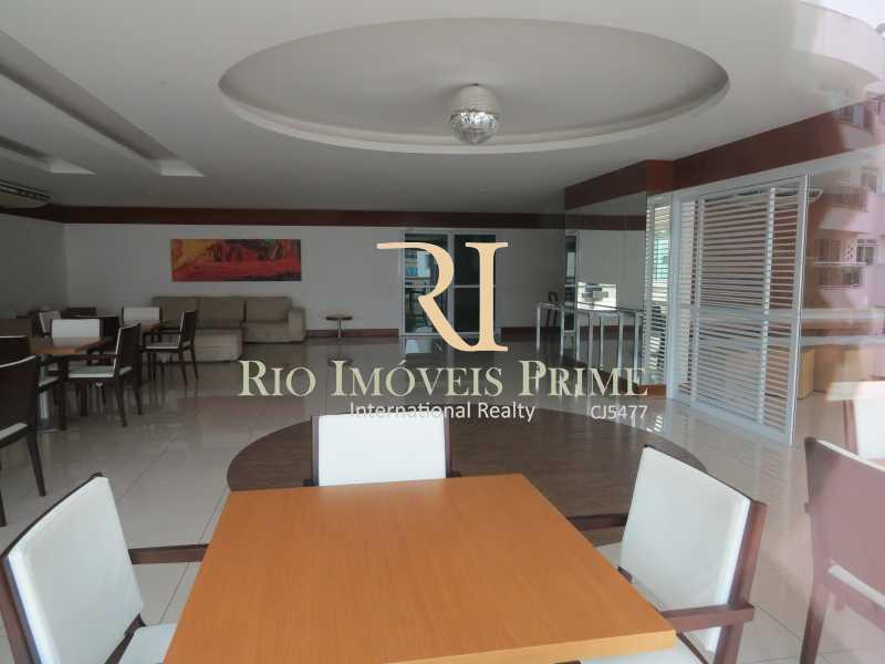 SALÃO DE FESTAS - Apartamento 3 quartos para alugar Tijuca, Rio de Janeiro - R$ 2.900 - RPAP30026 - 24