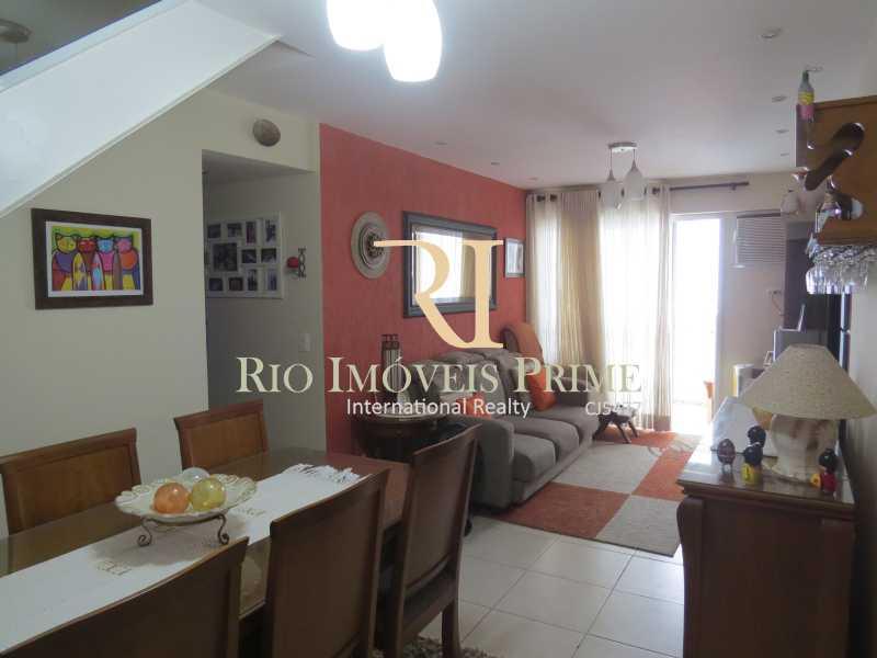 2 SALAS - Cobertura 3 quartos à venda Grajaú, Rio de Janeiro - R$ 949.999 - RPCO30006 - 3