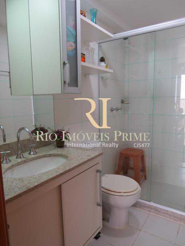 13 BANHEIRO SOCIAL PISO2 - Cobertura 3 quartos à venda Grajaú, Rio de Janeiro - R$ 949.999 - RPCO30006 - 14