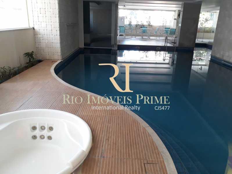 PISCINA AQUECIDA - Cobertura 3 quartos à venda Grajaú, Rio de Janeiro - R$ 949.999 - RPCO30006 - 17