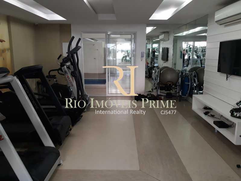 ACADEMIA - Cobertura 3 quartos à venda Grajaú, Rio de Janeiro - R$ 949.999 - RPCO30006 - 18