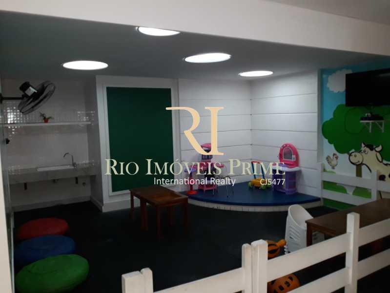 ESPAÇO KIDS - Cobertura 3 quartos à venda Grajaú, Rio de Janeiro - R$ 949.999 - RPCO30006 - 20