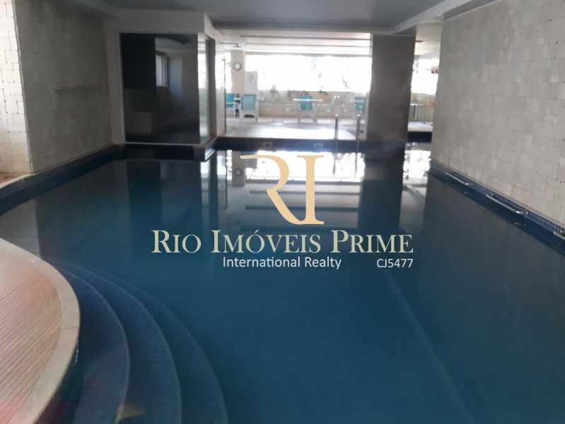 PISCINA AQUECIDA - Cobertura 3 quartos à venda Grajaú, Rio de Janeiro - R$ 949.999 - RPCO30006 - 23