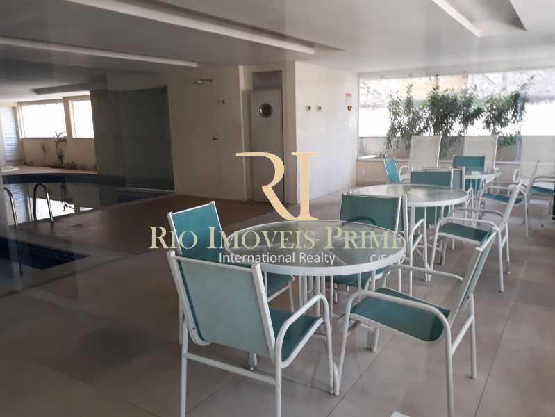 ESPAÇO DA PISCINA - Cobertura 3 quartos à venda Grajaú, Rio de Janeiro - R$ 949.999 - RPCO30006 - 25
