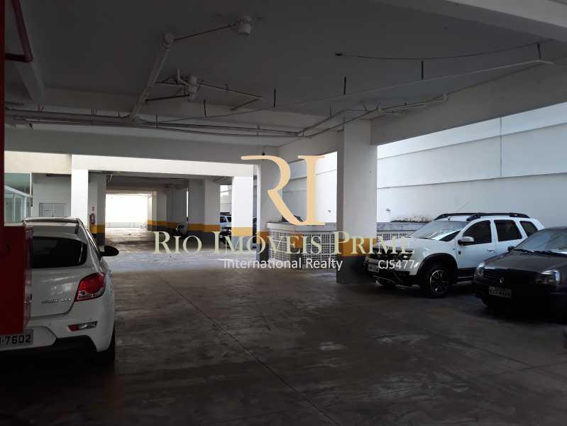 GARAGEM - Cobertura 3 quartos à venda Grajaú, Rio de Janeiro - R$ 949.999 - RPCO30006 - 26