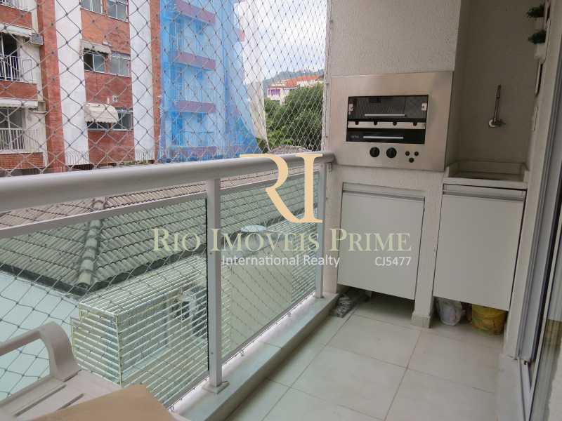 VARANDA - Apartamento 2 quartos para alugar Tijuca, Rio de Janeiro - R$ 2.200 - RPAP20044 - 6