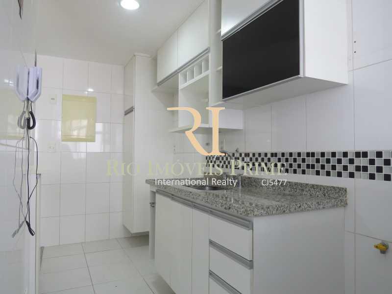 COZINHA AMERICANA - Apartamento 2 quartos para alugar Tijuca, Rio de Janeiro - R$ 2.200 - RPAP20044 - 8