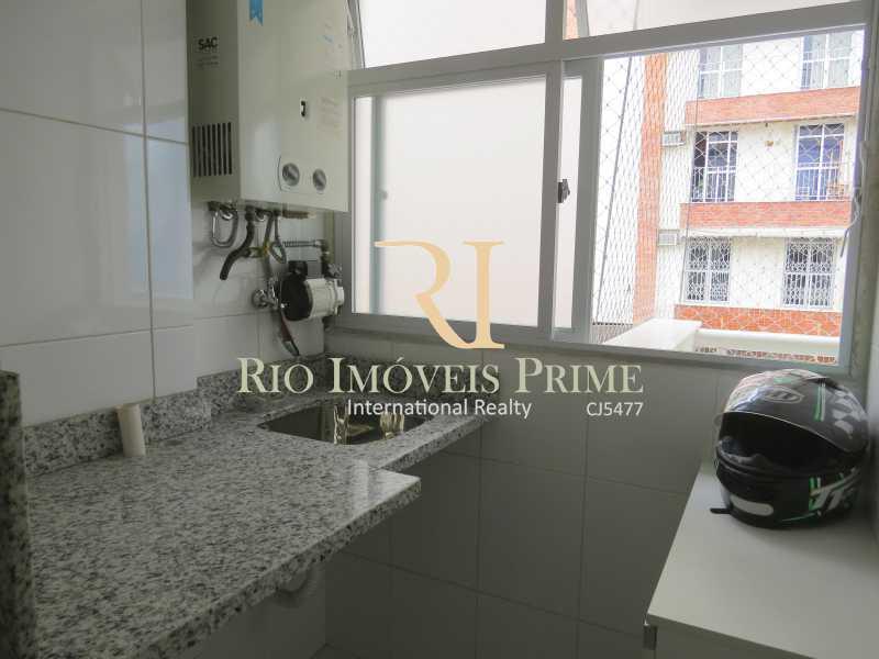 ÁREA SERVIÇO - Apartamento 2 quartos para alugar Tijuca, Rio de Janeiro - R$ 2.200 - RPAP20044 - 9