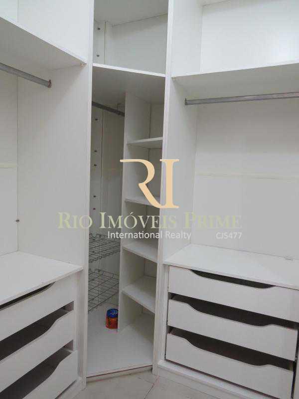 CLOSET SUÍTE - Apartamento 2 quartos para alugar Tijuca, Rio de Janeiro - R$ 2.200 - RPAP20044 - 13