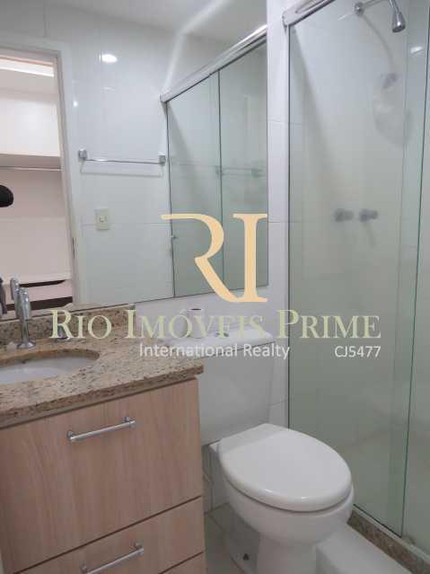 BANHEIRO SUÍTE - Apartamento 2 quartos para alugar Tijuca, Rio de Janeiro - R$ 2.200 - RPAP20044 - 14