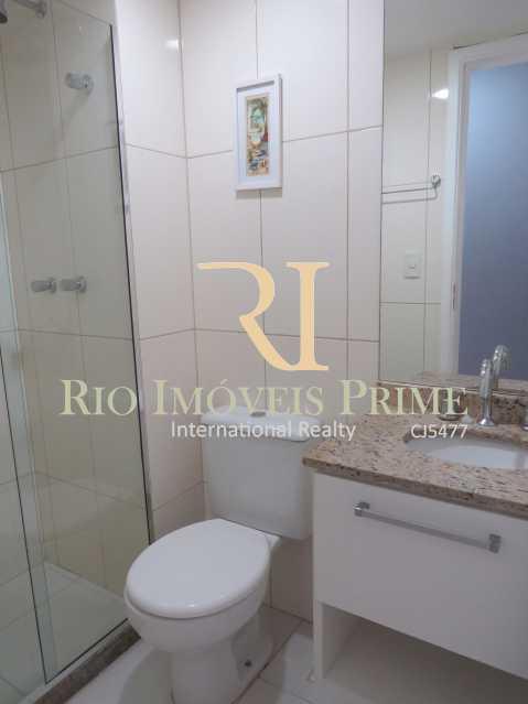 BANHEIRO SOCIAL - Apartamento 2 quartos para alugar Tijuca, Rio de Janeiro - R$ 2.200 - RPAP20044 - 17